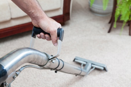 Hot water extraction by K&D Carpet & Cleaning Services