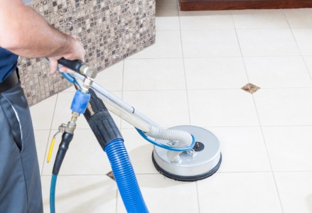 Tile & grout cleaning in Woodstock by K&D Carpet & Cleaning Services