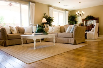 Area rug cleaning by K&D Carpet & Cleaning Services