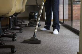 Commercial carpet cleaning in Vinings, Georgia
