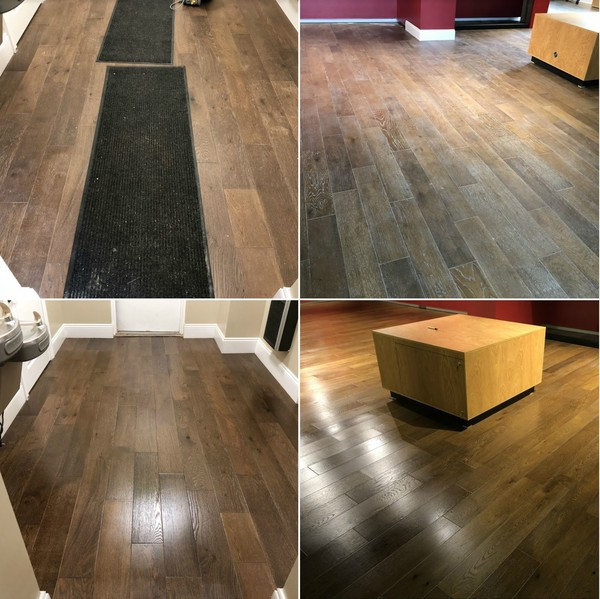 Hardwood Floor Cleaning in McDonough, GA (1)