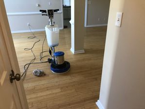 Hard Wood Floor Cleaning in Atlanta, GA (1)